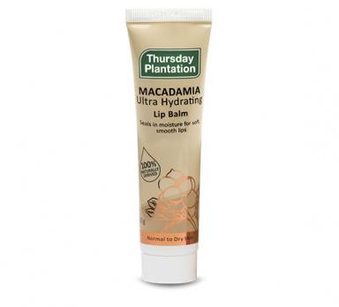 Macadamia Ultra Hydrating Lip Balm