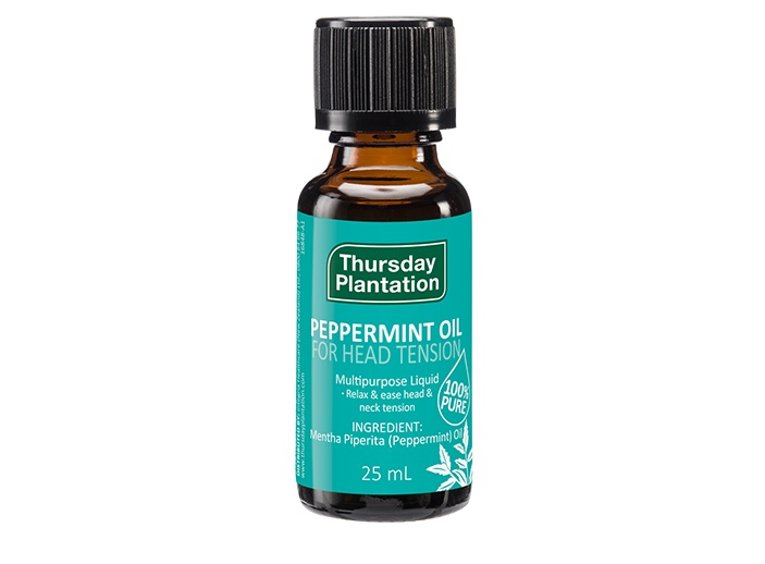 pure peppermint oil product