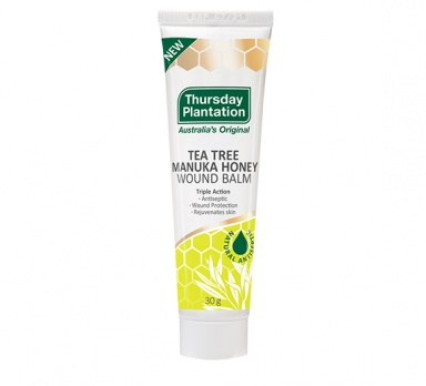 tea tree manuka honey wound balm product image