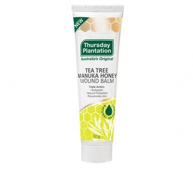 tea tree manuka honey wound balm product image