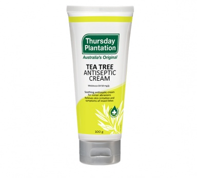 tea tree antiseptic cream product image