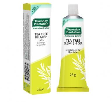 tea tree blemish gel product image