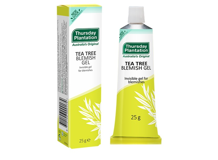 tea tree blemish gel product image