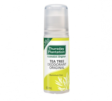 tea tree deodorant product image