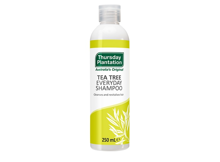 tea tree everyday shampoo product image