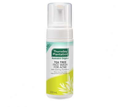 tea tree face wash for acne product image