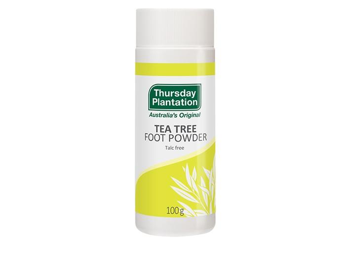 tea tree foot powder