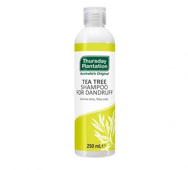 tea tree shampoo for dandruff product image