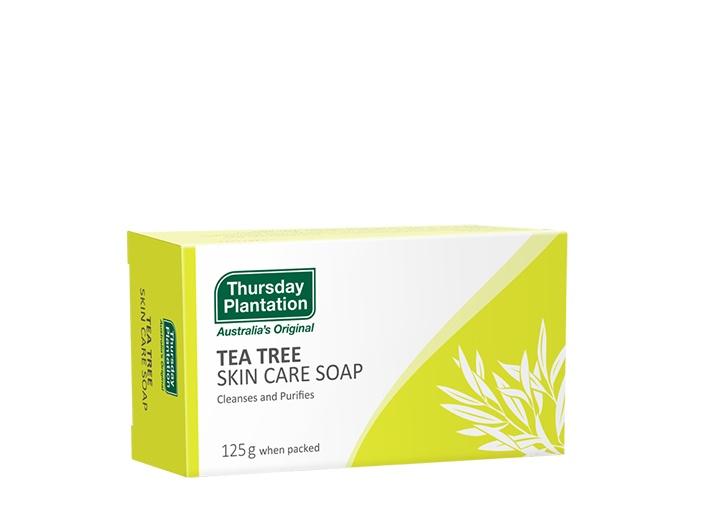 tea tree skin care soap product image
