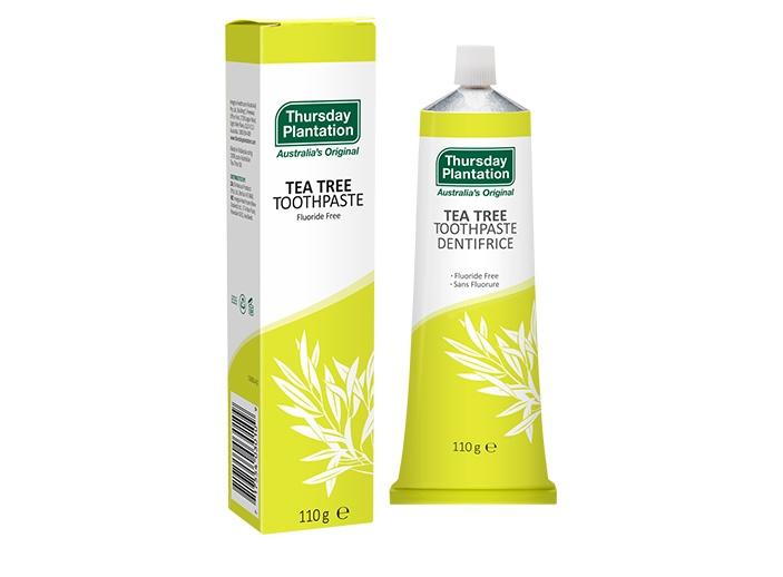 tea tree toothpaste product image